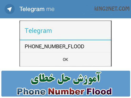 Phone Number Flood