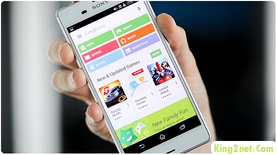 دانلود Google Play Store 7.9.30q –برنامه مارکت گوگل اندروید | کینگ2نت