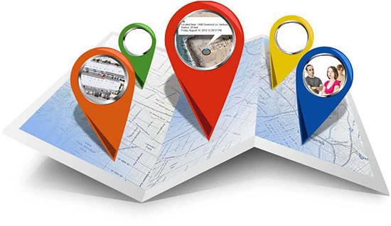 نرم افزار پيدا كردن مكان افراد به صورت دقيق