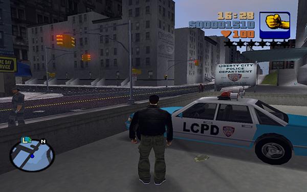 نتیجه تصویری برای Grand Theft Auto III v1.8 – جدیدترین ورژن بازی معروف جی تی آ 3 مخصوص اندروید همراه دیتا