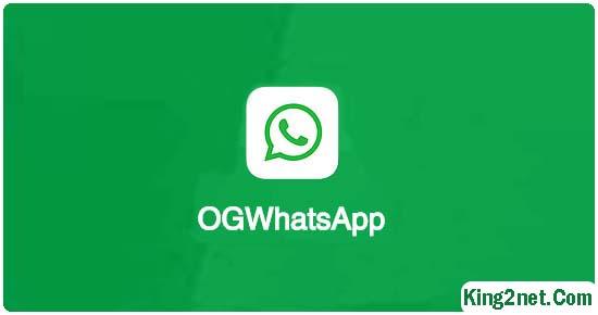 دانلود اوجی واتس اپ OGWhatsApp 8.85 برای اندرویدی